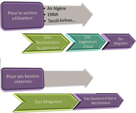 آفاق تخصص الطيران