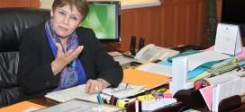وزيرة التربية نورية بن غبريط رمعون