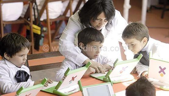 التلميذ و الأستاذ