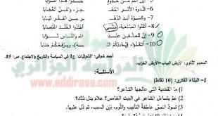 كل ما يخص من مواضيع و اسئلة مسابقة  الاساتذة  ابتدائي و متوسط وثانوي  Arabic-mm_1-310x165