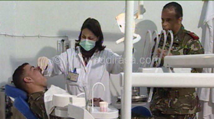 شروط التسجيل في الطب العسكري | موقع الدراسة الجزائري