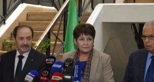 وزيرة التربية الوطنية نورية بن غبريت